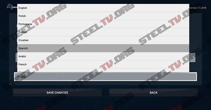 Installing IPTV Smarters Pro app for the fisrt time - SteelTV